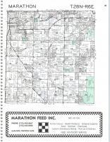 Marathon T28N-R6E, Marathon County 1990